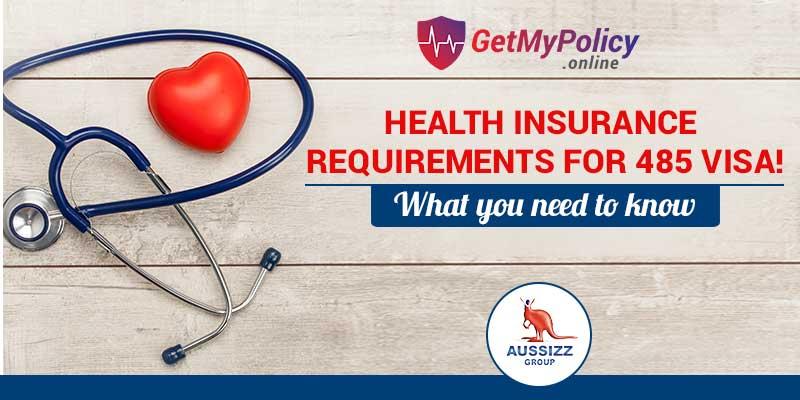 Temporary Graduate visa (Subclass 485) Health Insurance