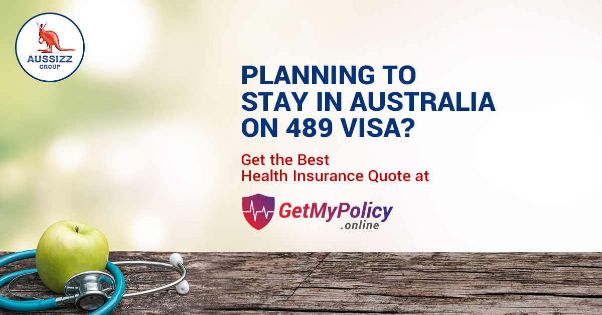 Compare & Buy 489 Skilled Regional Visa Health Insurance
